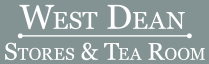 West Dean Stores and Tea Room logo